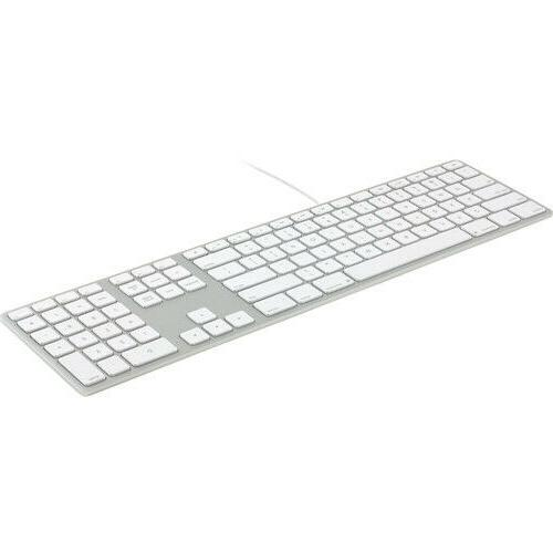 New Genuine Apple Wired Aluminum USB Keyboard A1243