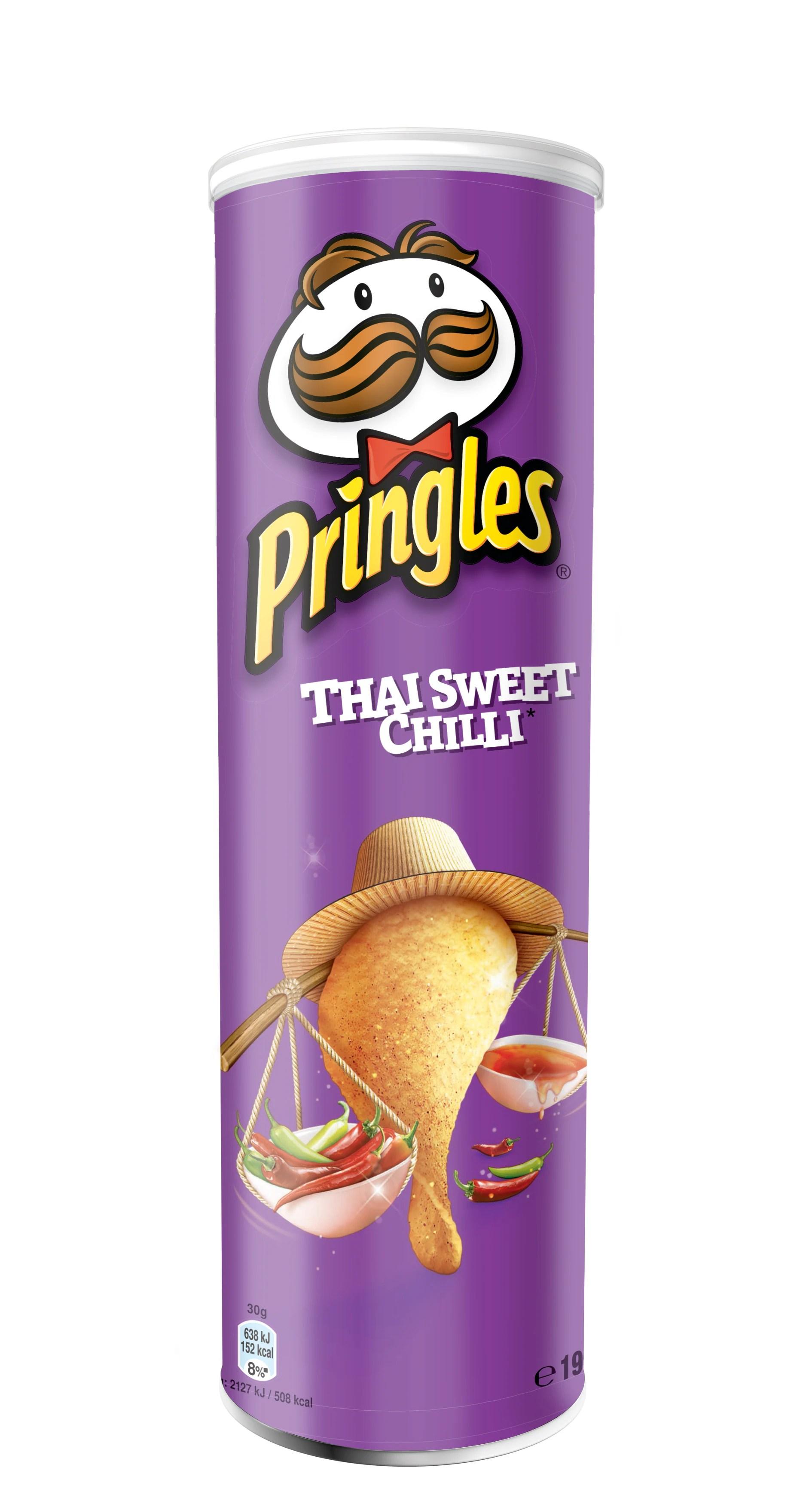 Different Types Of Pringles : different, types, pringles, Pringles