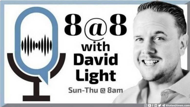 8 at 8 with David Light: Tuesday, March 16 – News