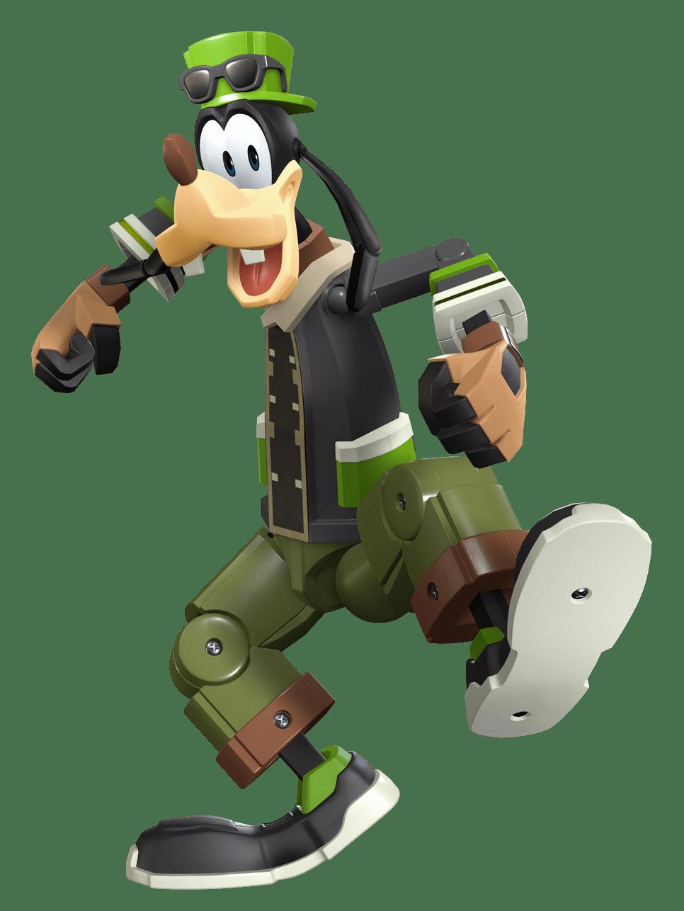 Disney Cartoon Characters Wallpapers In 3d Renders Kingdom Hearts Iii Kingdom Hearts Insider