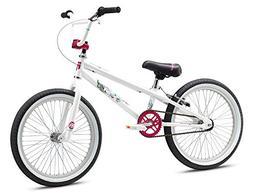 Mongoose Legion LSX Girl's Freestyle BMX Bike, 20-Inch