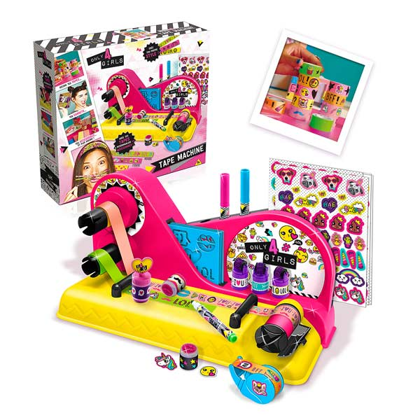 Tape Machine Canal Toys King Jouet Perles Bijoux