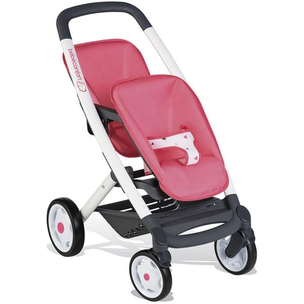 bebe confort poussette jumeaux 2 positions roues silencieuses