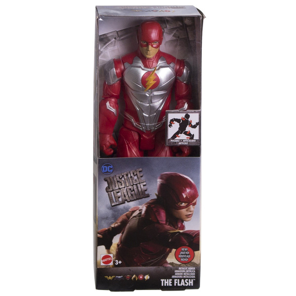 justice league figurine 30 cm flash