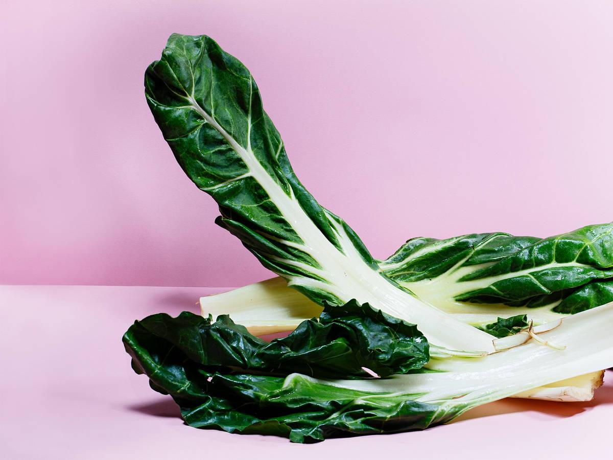 關于牛皮菜的二三事 | 廚房故事