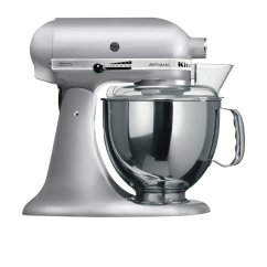 Kitchen Aid Silver Commercial Grease Filters Kitchenaid Artisan Ksm150 Stand Mixer Contour 679 99