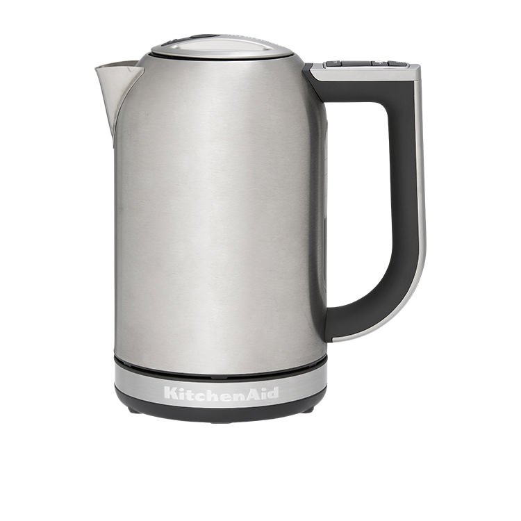 kitchen aid electric kettle rubbermaid trash cans kitchenaid artisan kek1722 contour silver on sale now view all kettles