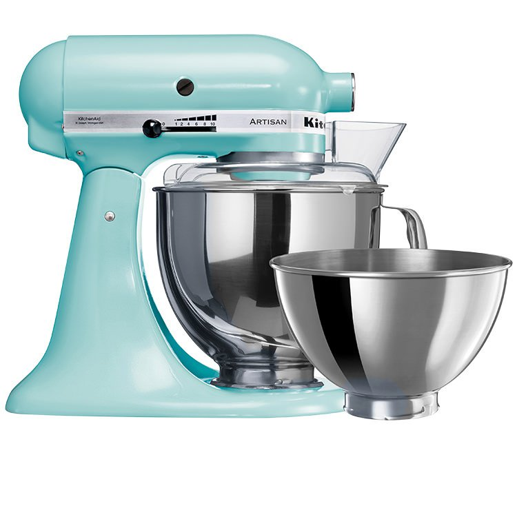 KitchenAid Artisan KSM160 Stand Mixer Ice On Sale Now