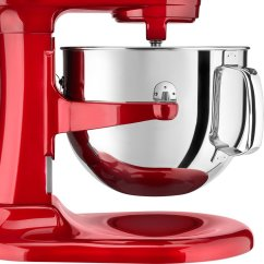Kitchen Aid Pro Metal Cabinets For Sale Kitchenaid Line Ksm7581 Bowl Lift Stand Mixer Candy Apple Red