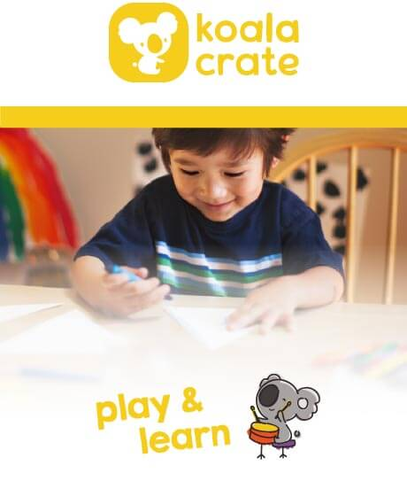 Koala Crate - play & learn