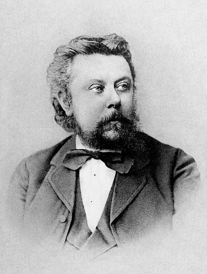Modest Mussorgsky | Klassik Radio