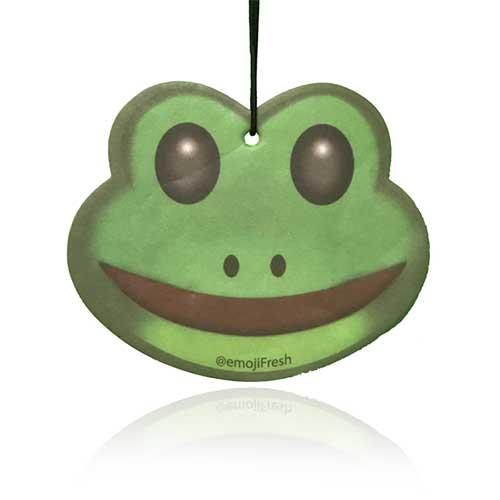 emoji fresh frog emoji