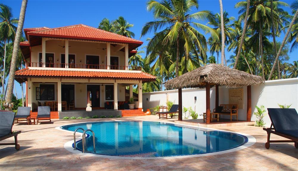 Lanka Beach Villa Vacation Soup