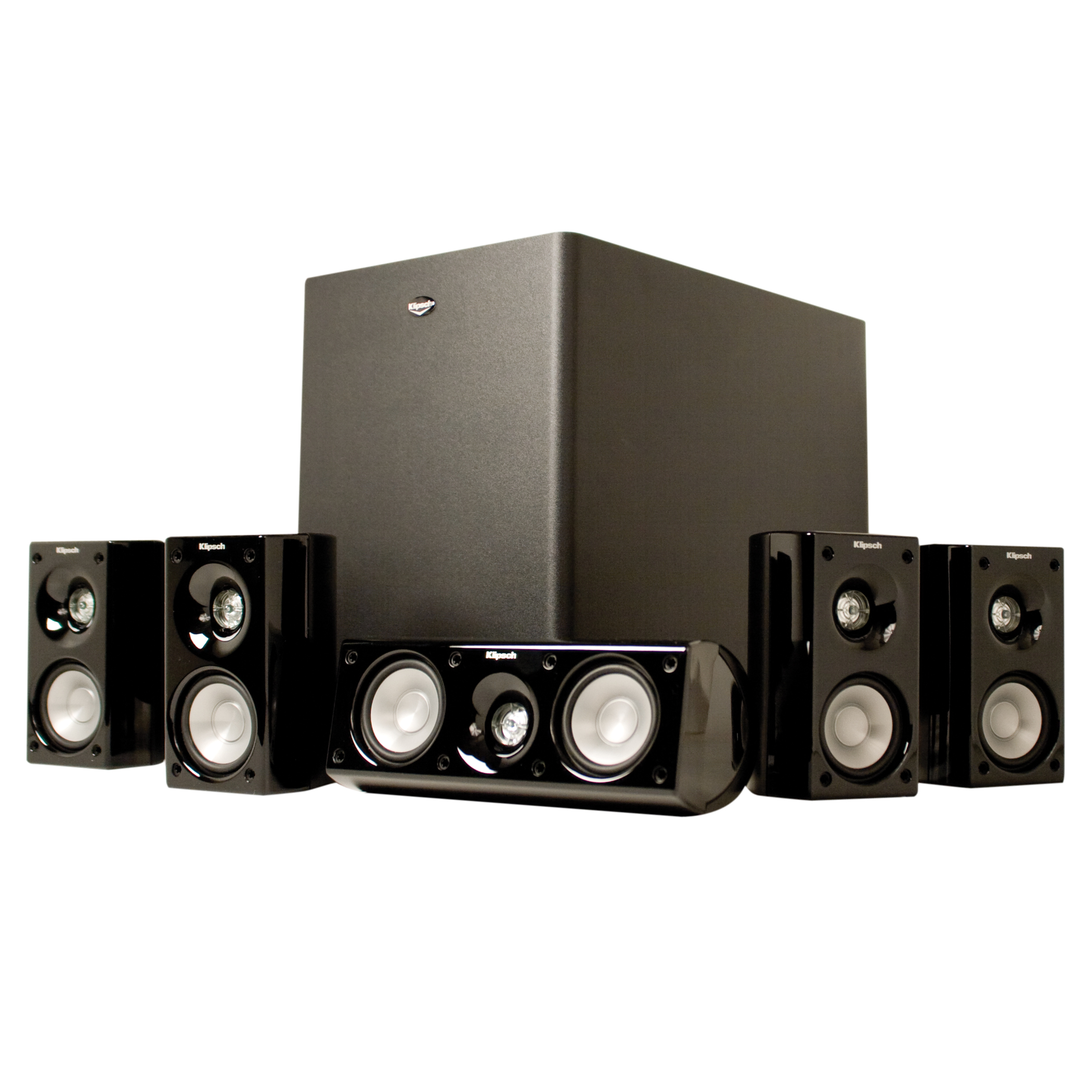 Bose Sound Systems Wireless Home Theater