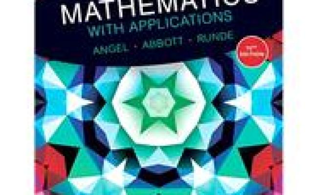 9780134115764 Survey Of Mathematics With Knetbooks