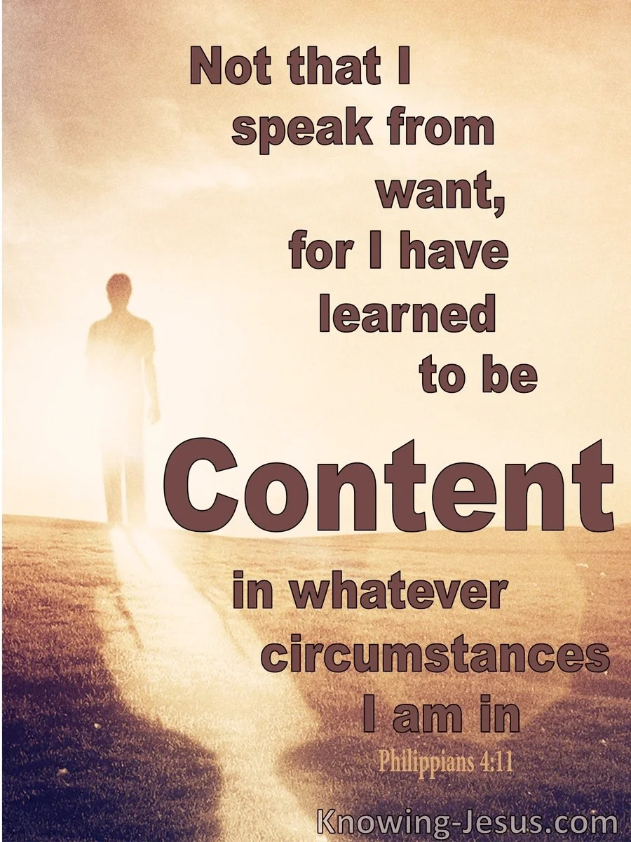 Bible Verse Wallpaper Iphone 6 Philippians 4 11 Learn To Be Content Brown