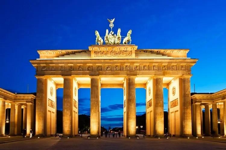 دروازه برندنبرگ در برلین