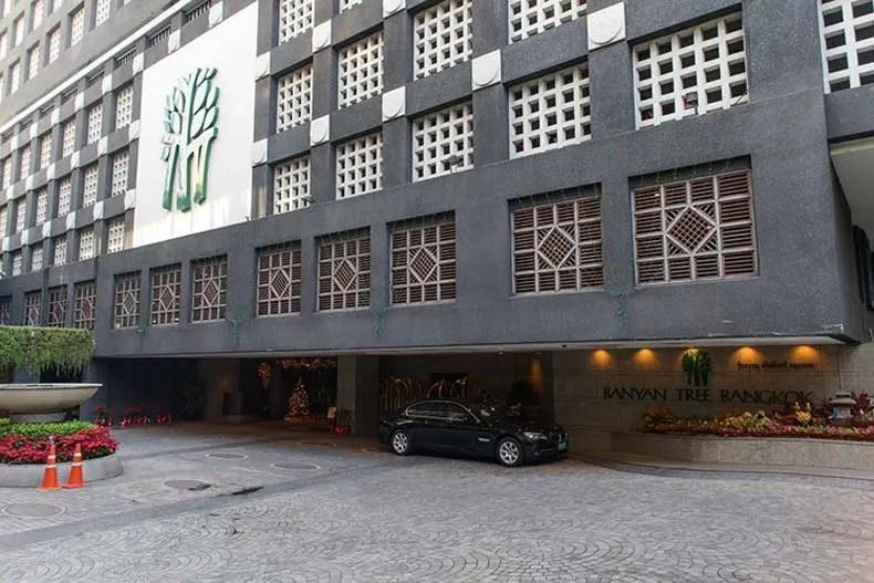 هتل بانیان تری