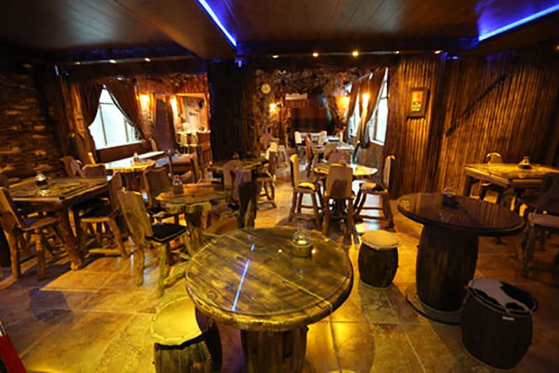 رستوران پالیز کرمان