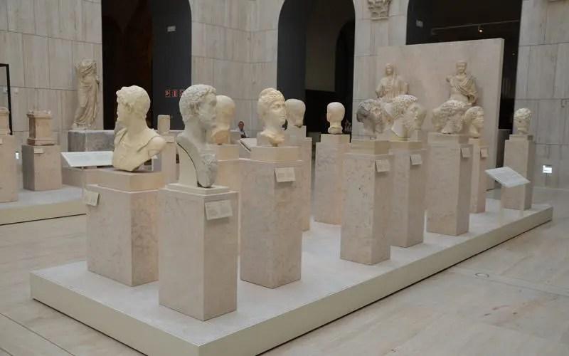 موزه ملی باستان شناسی اسپانیا