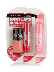 maybelline baby lips & color