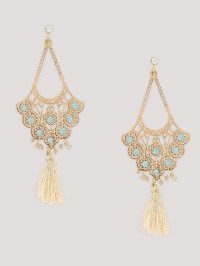 Buy STYLE FIESTA Statement Earrings For Women