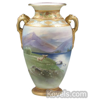 Antique Nippon Pottery Amp Porcelain Price Guide