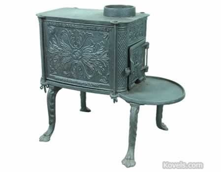Sears And Roebuck Antique Wood Burning Stove Old 22319982 Heavenly Coal Parlor Stoves Mill Creek Antiques