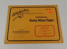 Plate Block Us Postage Stamp Albums - Year of Clean Water