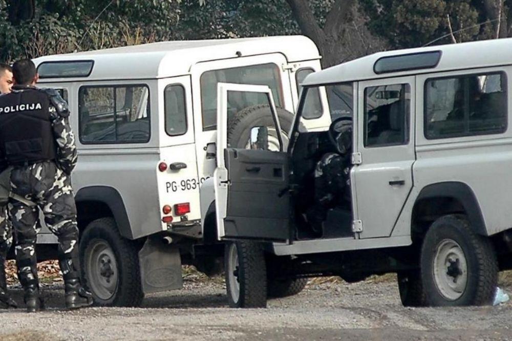 crnogorska policija foto fonet