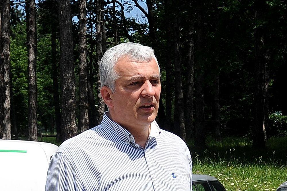 Andrija Mandić, Foto Zorana Jevtić