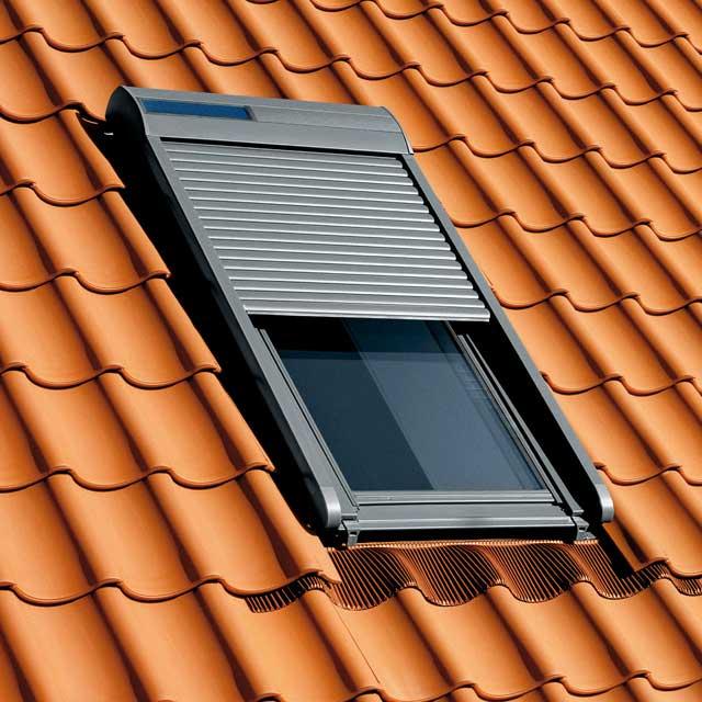 Volet Roulant Solaire Velux Ssl 9 55x70 Vxssl9 Volet Roulant Solaire Velux