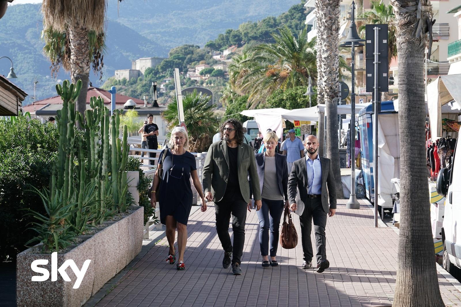 4 Ristoranti Alessandro Borghese in Riviera dei Fiori