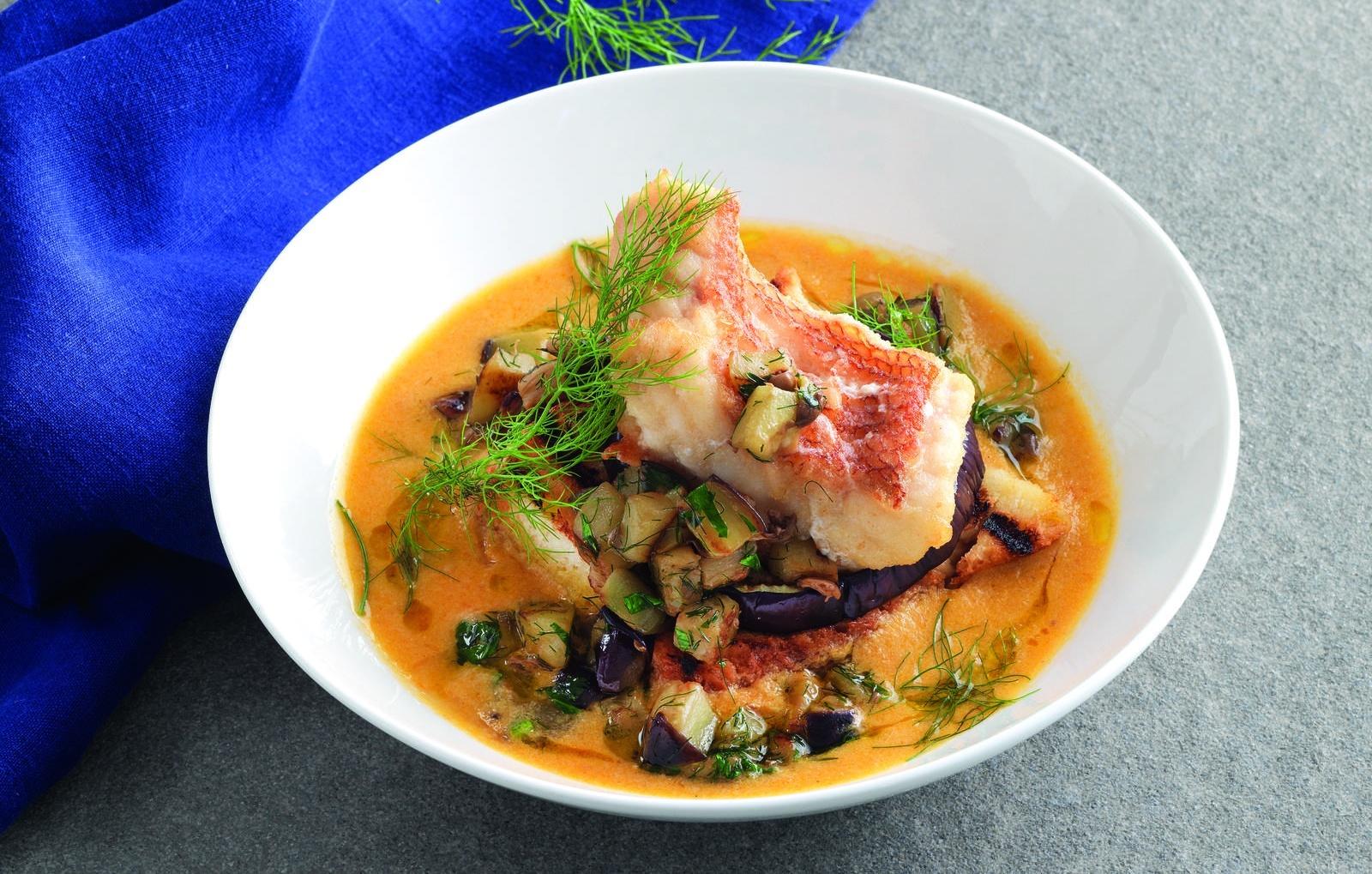 Adriatico geografia del brodetto di pesce in 5 ricette