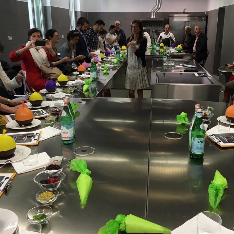 La Scuola de La Cucina Italiana in centro a Milano con tecnica gusto emozione e design  La Cucina Italiana