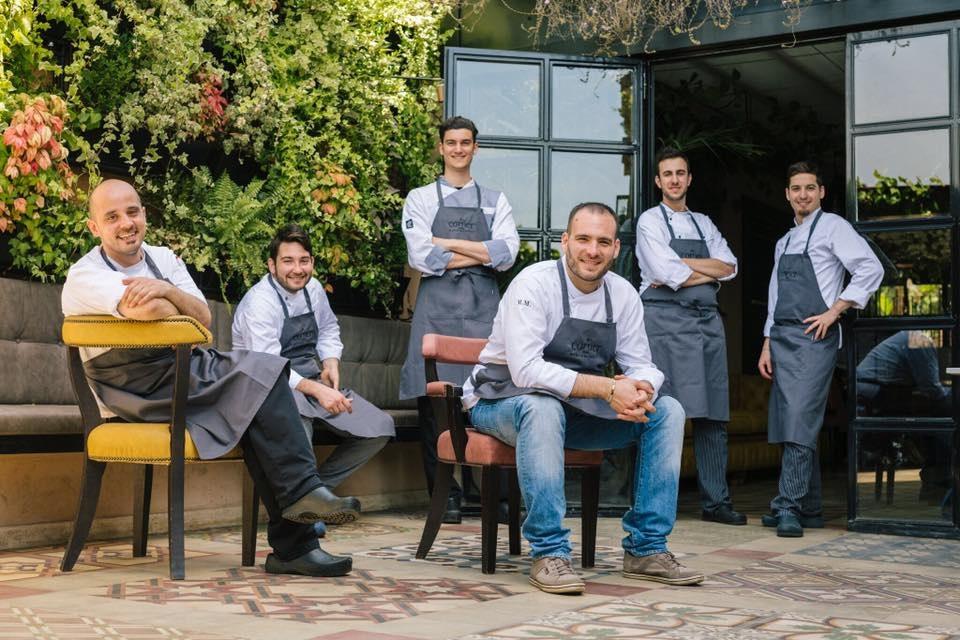 Mangiare in terrazza a Roma la grande bellezza  La Cucina Italiana