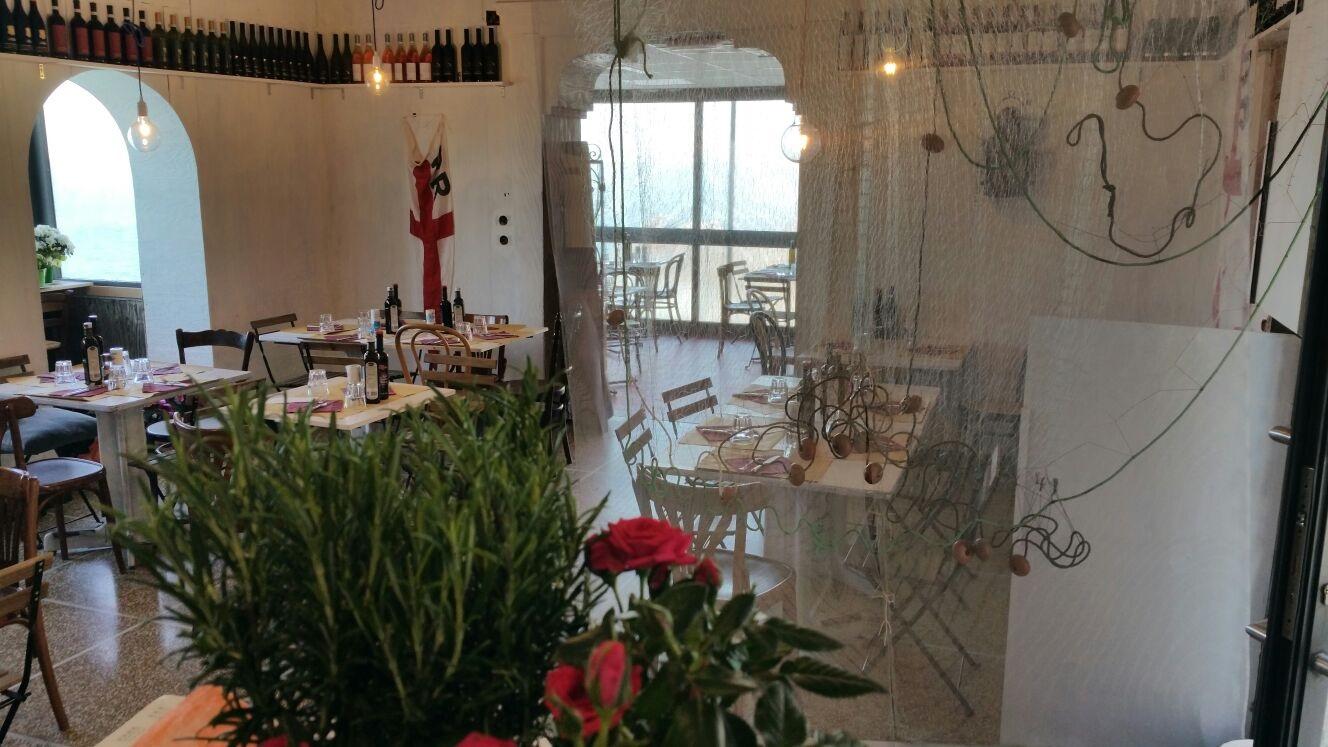 Sei ristoranti sul mare a Genova per un pranzo o una cena con vista
