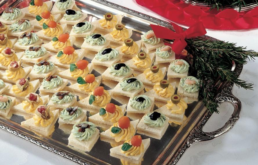 Ricette facili per tartine  Ricette popolari sito culinario
