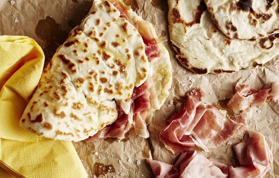 Piadina romagnola igp disciplinare  La Cucina Italiana