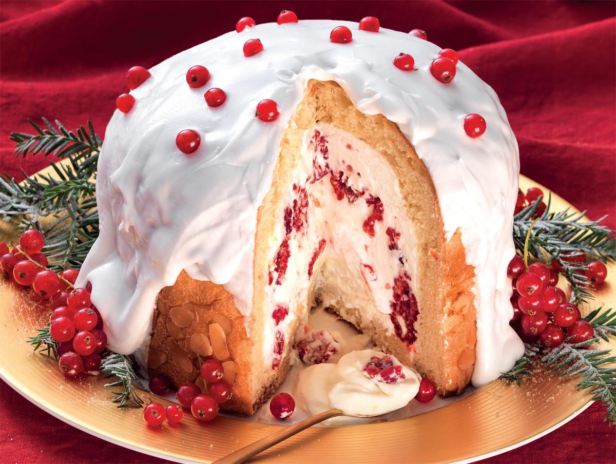 Un grande numero di Natale  Le ricette de La Cucina Italiana