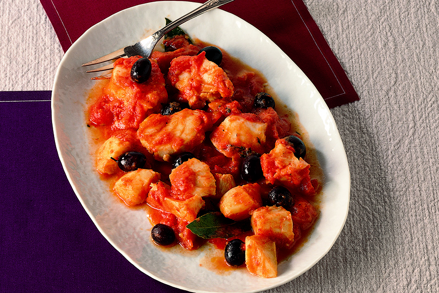 Ricetta Baccal al pomodoro  La Cucina Italiana