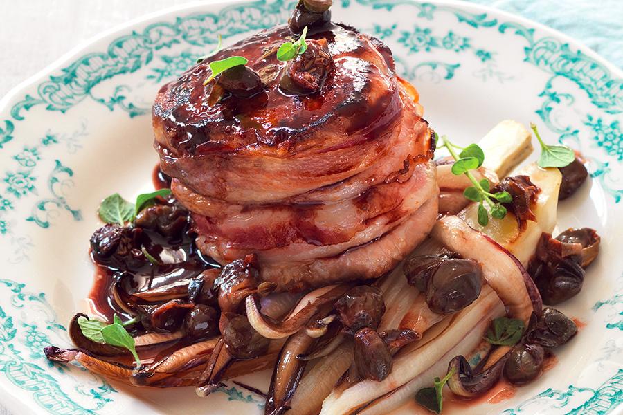 Ricetta Filetto di maiale con i capperi  La Cucina Italiana