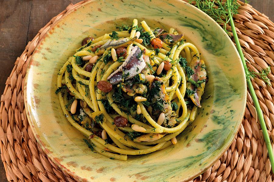 Ricetta Pasta con le sarde alla siciliana  Le ricette de La Cucina Italiana