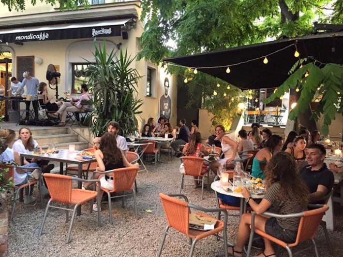 10 locali allaperto per laperitivo a Roma  Le ricette