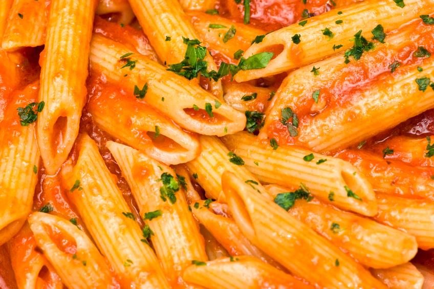 O que comer em Roma: Penne all'arrabbiata