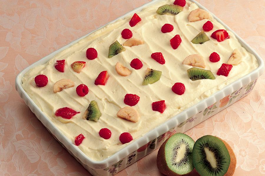 Ricetta Tiramis alla frutta  La Cucina Italiana