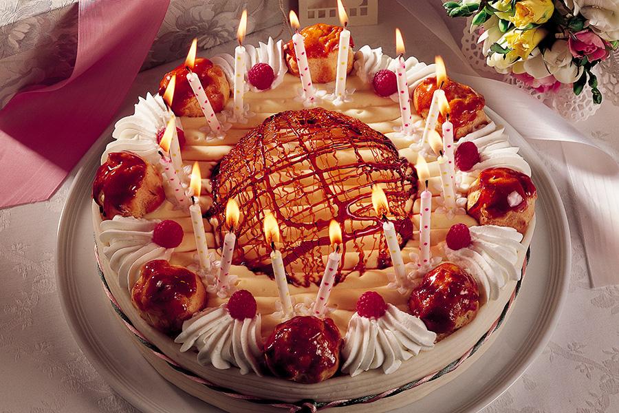 Ricetta Torta del compleanno  La Cucina Italiana