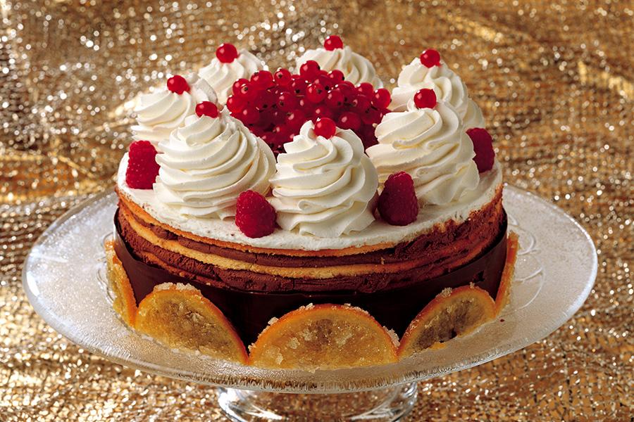 Ricetta Torta di compleanno  La Cucina Italiana