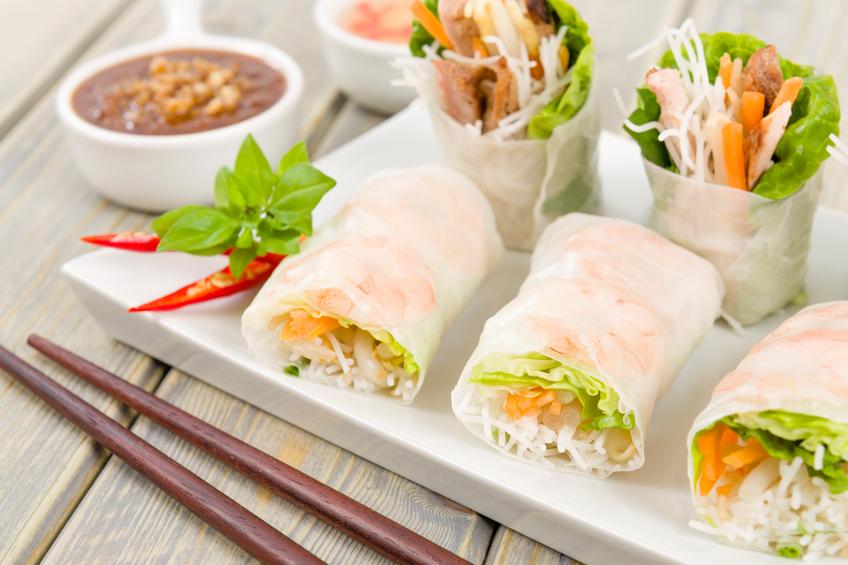 Cucina Thai Verdure