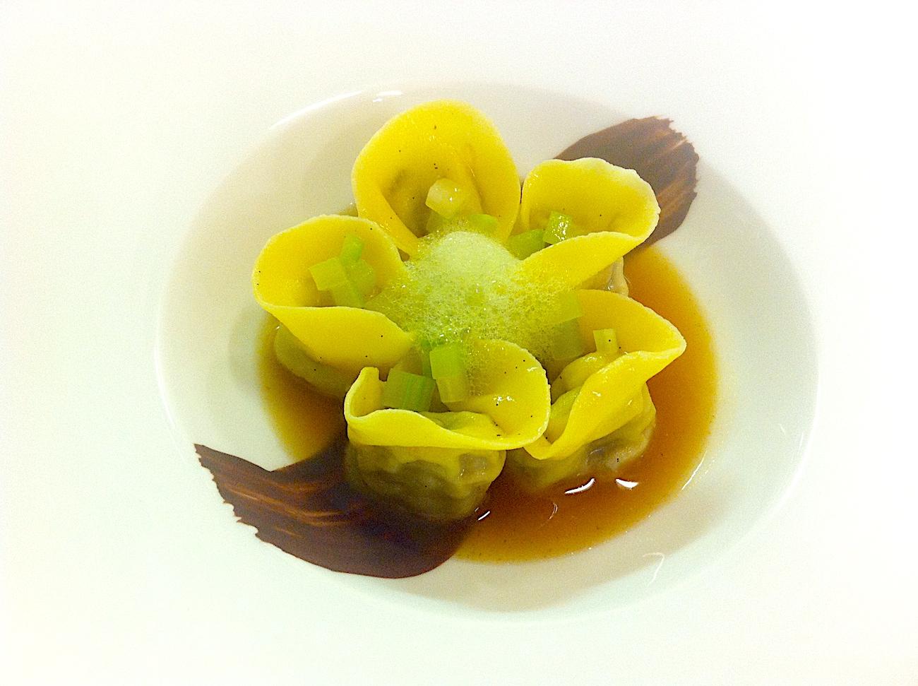 La ricetta dello chef Oliver Glowig